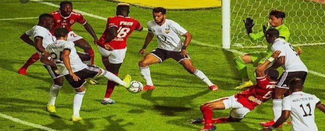 بدون أهداف.. انتهاء الشوط الأول بين الأهلي والجونة بالدوري