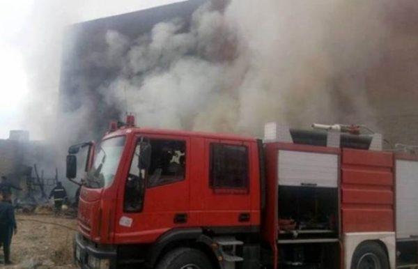 السيطرة على حريق محدود بماسورة غاز فى مدينة نصر