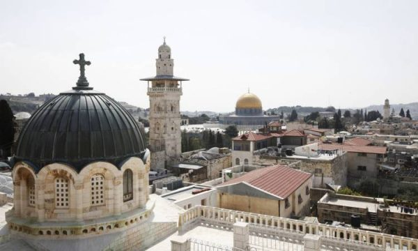 الأحد .. كنائس القدس تصلى من أجل لبنان