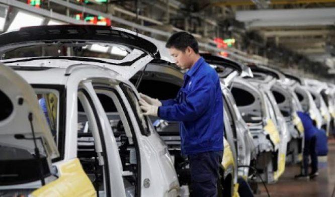 ارتفاع مبيعات السيارات الصينية 8% في أكتوبر رغم جائحة كورونا