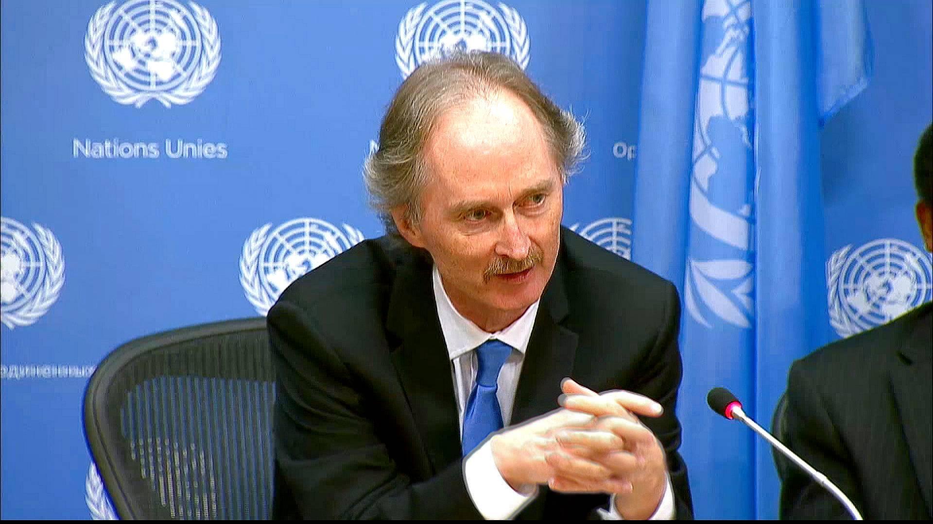 الأمم المتحدة تؤكد انعقاد اجتماع اللجنة الدستورية السورية الاثنين المقبل