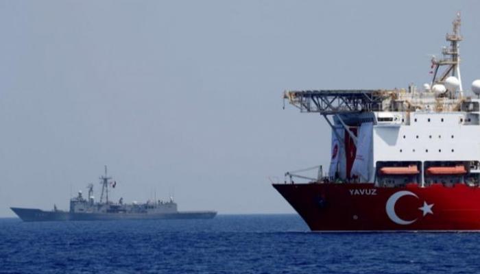 فيديو| تركيا تزيد الوضع توترا في البحر المتوسط واليونان تتأهب