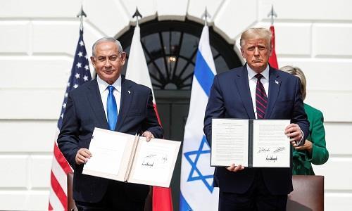 توقيع اتفاق السلام التاريخي12