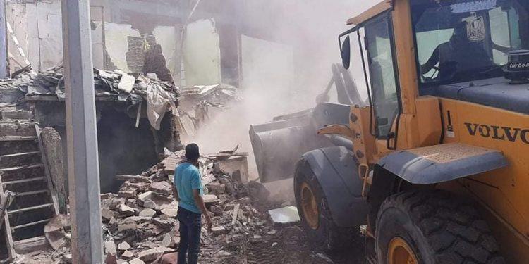 مصدر أمني ينفي وقف حملات الإزالة في بورسعيد والسويس