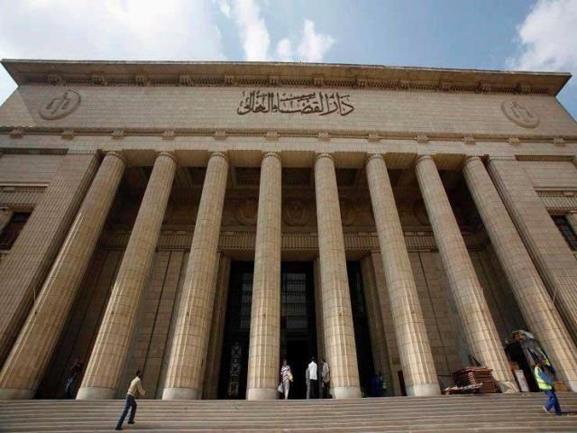 اليوم أولى جلسات محاكمة المتهمين بالانضمام لجماعة إرهابية