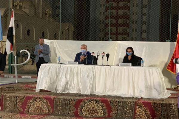مايا مرسي: الخروج بـ «حي الأسمرات» بهذا الشكل معجزة بطلها الرئيس السيسي