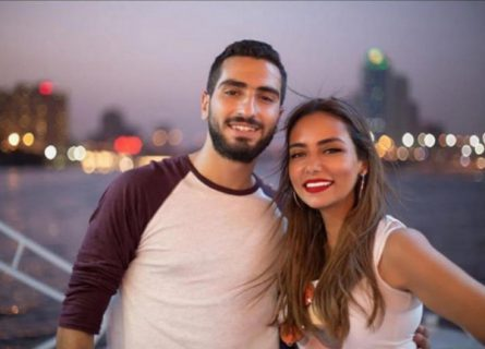 سارة الطباخ تحذر الشركات من التعامل مع محمد الشرنوبي بعد طرح البوم «قلبي إرتاح»