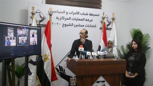 تنسيقية شباب الأحزاب تصدر تقريرها الثاني حول جولة إعادة «الشيوخ»