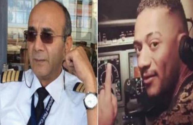 تأجيل دعوى الطيار أشرف أبو اليسر ضد الفنان محمد رمضان