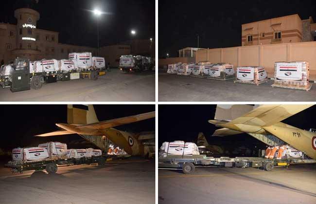 بتوجيهات الرئيس السيسي.. مصر ترسل مساعدات عاجلة لمتضرري السيول بدولة السودان الشقيقة