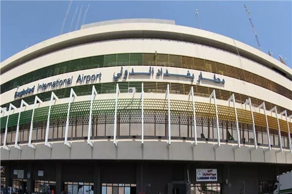 تشديد الإجراءات الأمنية فى مطار بغداد عقب معلومات حول استهداف العاصمة