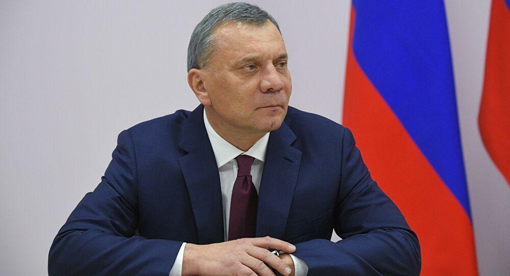 """نائب رئيس الوزراء الروسي : نسعى لكسر حصار """"قانون قيصر"""" الأمريكي على سوريا"""