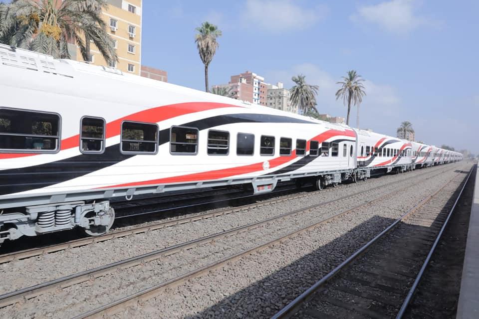 السكة الحديد تستقبل دفعة عربات روسية جديدة خلال أيام
