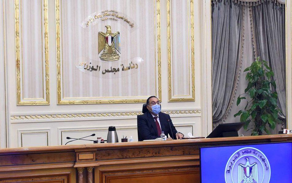الدكتور مصطفى مدبولي يرأس اجتماع الحكومة الأسبوعي