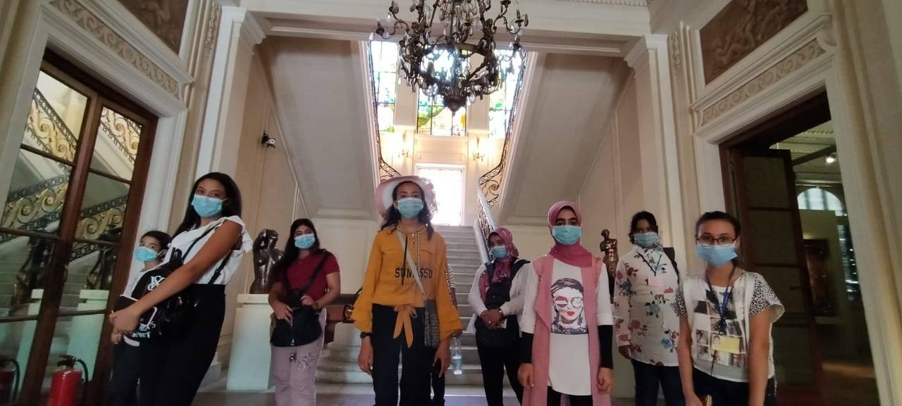 صور | وزارة الثقافة تواصل تنفيذ فعاليات برنامج «أهل مصر»