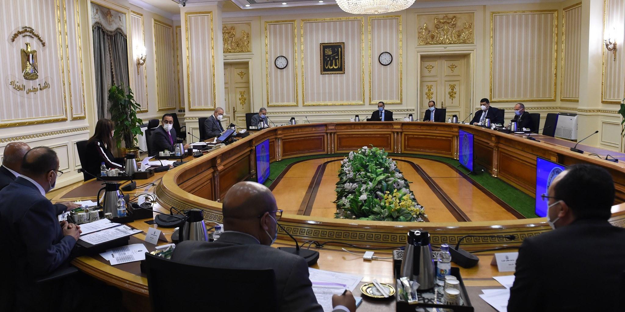 صور | رئيس الوزراء يتابع جهود حصر أصول الدولة غير المستغلة وتنظيم التصرف فيها