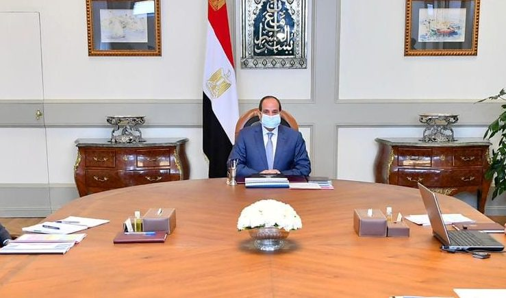 متابعة الرئيس السيسي لسير العمل بالمشروعات القومية أبرز ما تناولته صحف القاهرة