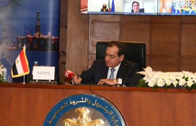 صور | مصر تشهد توقيع تحويل منتدى غاز شرق المتوسط إلى منظمة دولية