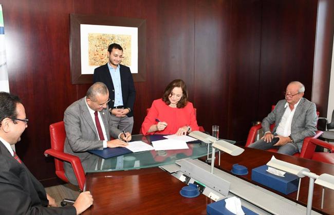 توقيع مذكرة تفاهم لتطوير القدرات البشرية وريادة الأعمال ودعم المرأة الأفريقية