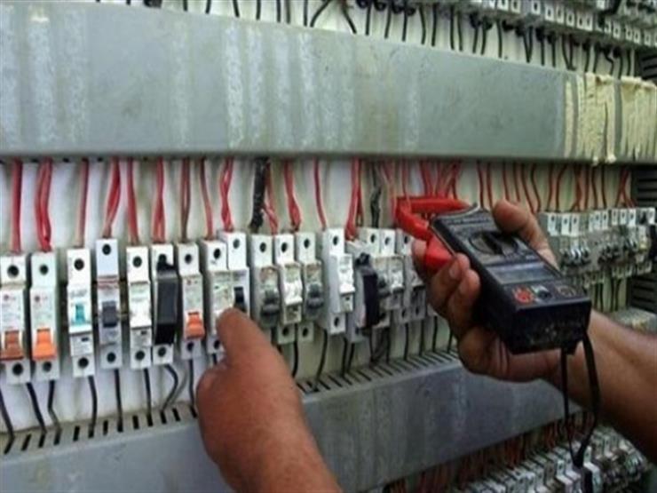 ضبط 4124 حالة سرقة تيار كهربائي خلال 24 ساعة