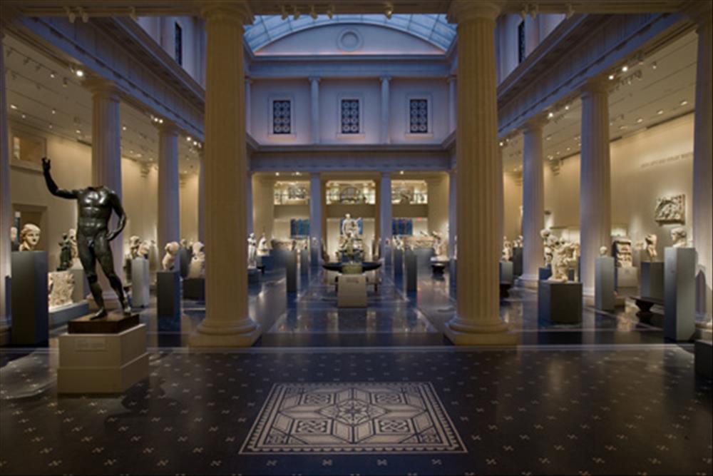 الحكومة : لا صحة لتشوه حوائط المتحف اليوناني الروماني بالإسكندرية