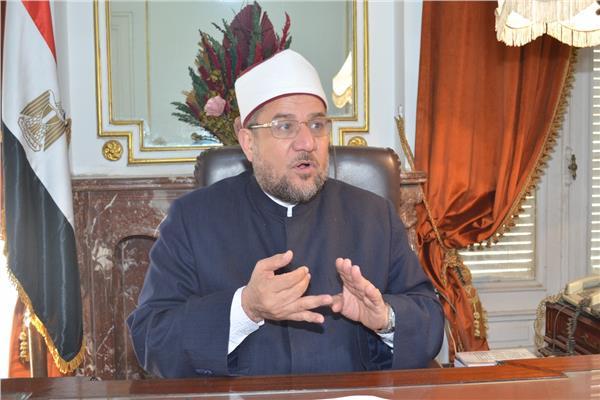 وزير الأوقاف: منابر مصر تصدح «بالولاء والانتماء للوطن» الجمعة القادمة