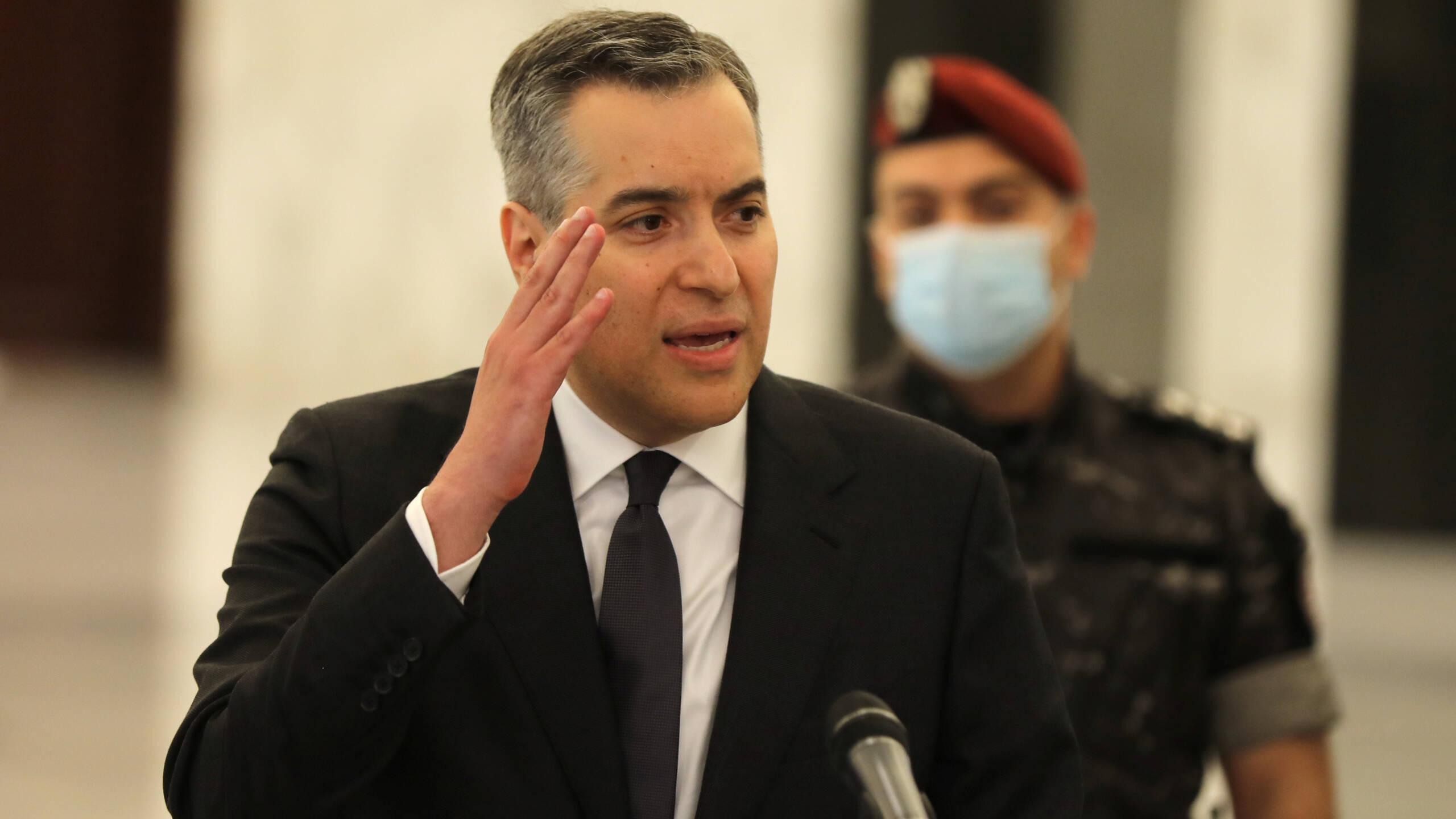رئيس الوزراء اللبناني يؤكد عدم امتلاك البلاد ترف إهدار الوقت وسط الأزمات غير المسبوقة