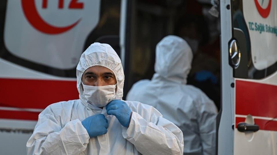 تركيا تسجل 1767 إصابة جديدة بفيروس كورونا