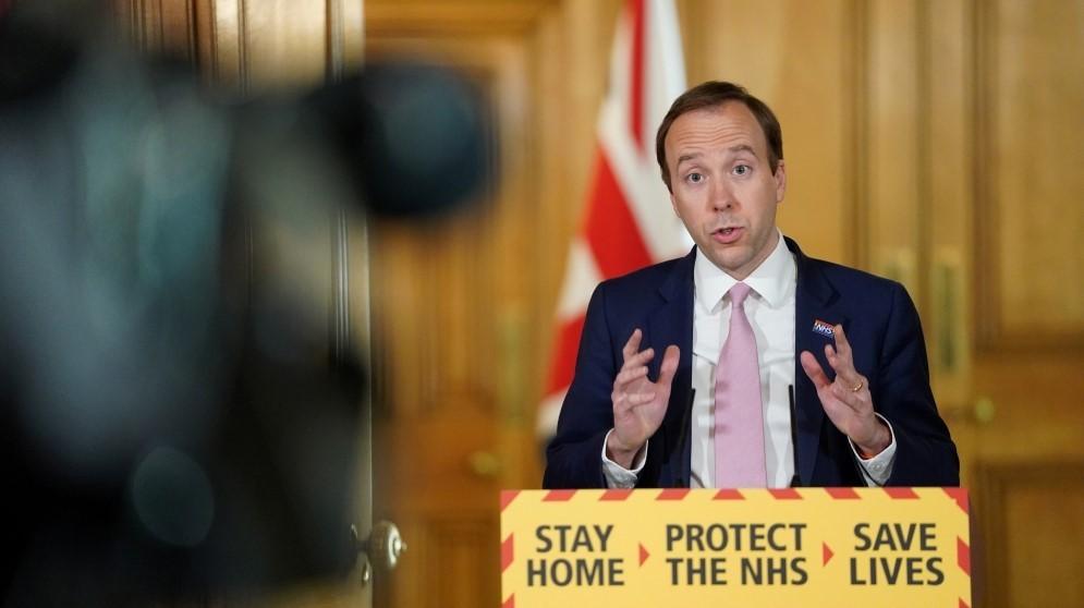 وزير الصحة البريطانى يرجح إمكانية تطبيق الإغلاق فى لندن بسبب كورونا