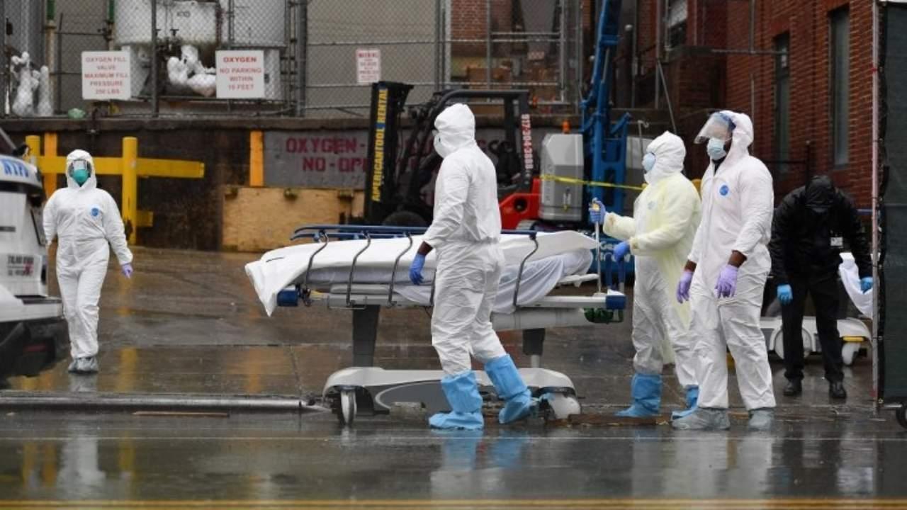 الولايات المتحدة تسجل أكثر من 110 آلاف إصابة جديدة بكورونا خلال 24 ساعة