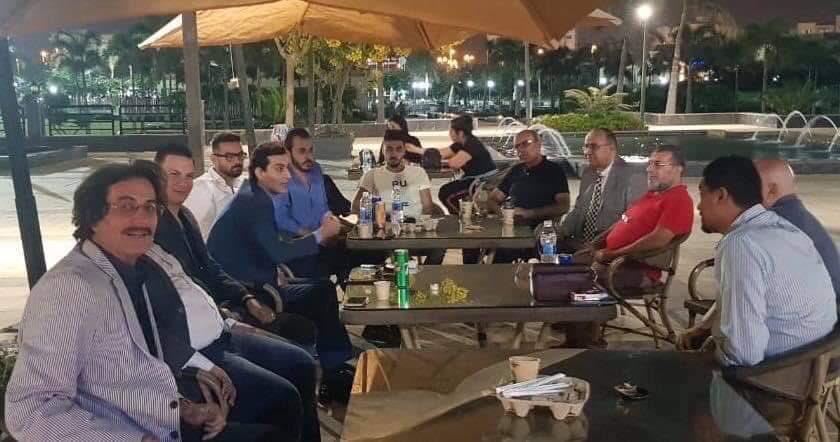 أحمد مبارك مرشح التجمع: مشكلة تكرار انقطاع المياه على رأس أولوياتي.. وإصلاح التعليم حلمي وهدفي