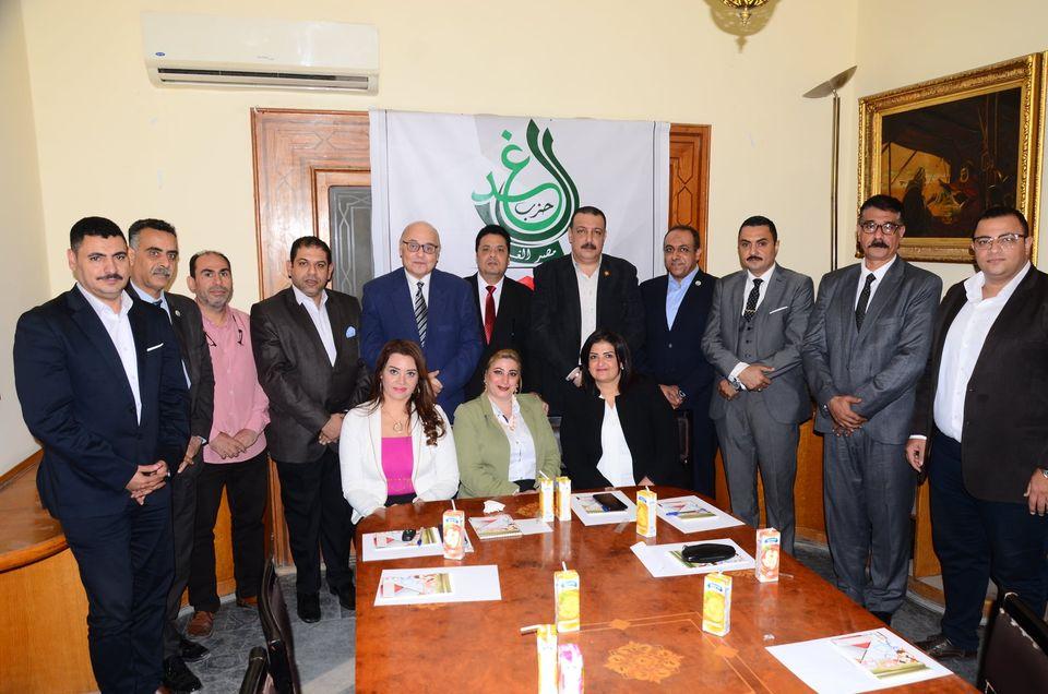 صور| موسى مصطفى موسى: نعمل بشكل مؤسسي وندعم الدولة المصرية في قراراتها وخطواتها