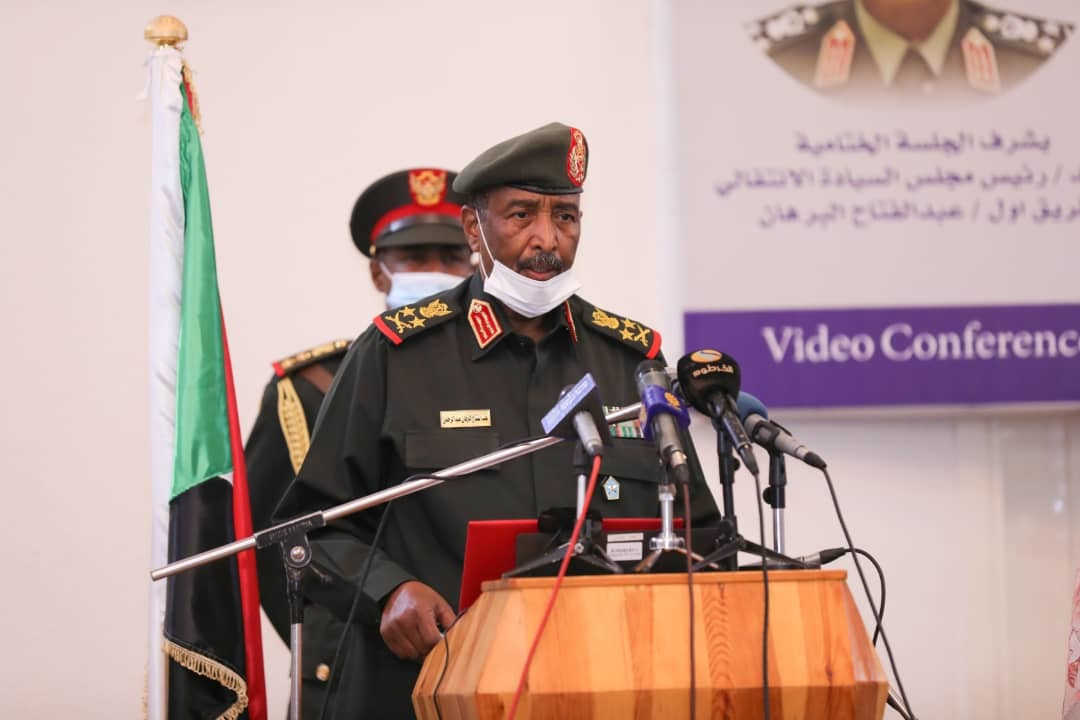 رئيس مجلس السيادة بالسودان: قيادة الدولة ستظل وفية للتغيير وللشعب