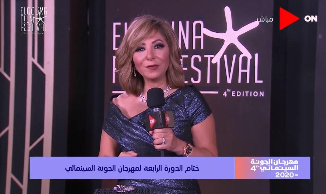 فيديو| لميس الحديدي تعلق من الجونة على أحداث فرنسا: الفن لا ينفصل عن الأحداث