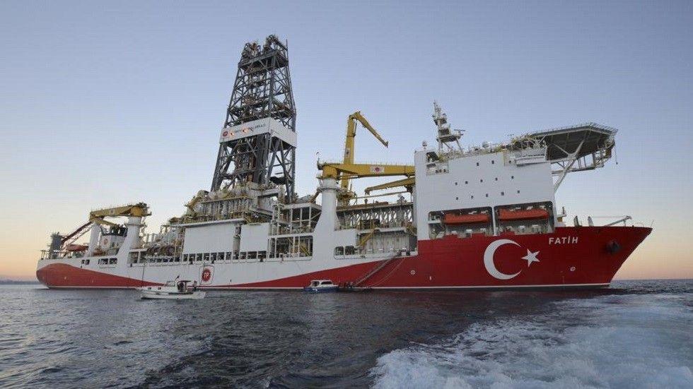 تركيا تواصل استفزاز اليونان وتقرر إرسال سفينة تنقيب إلى شرق المتوسط