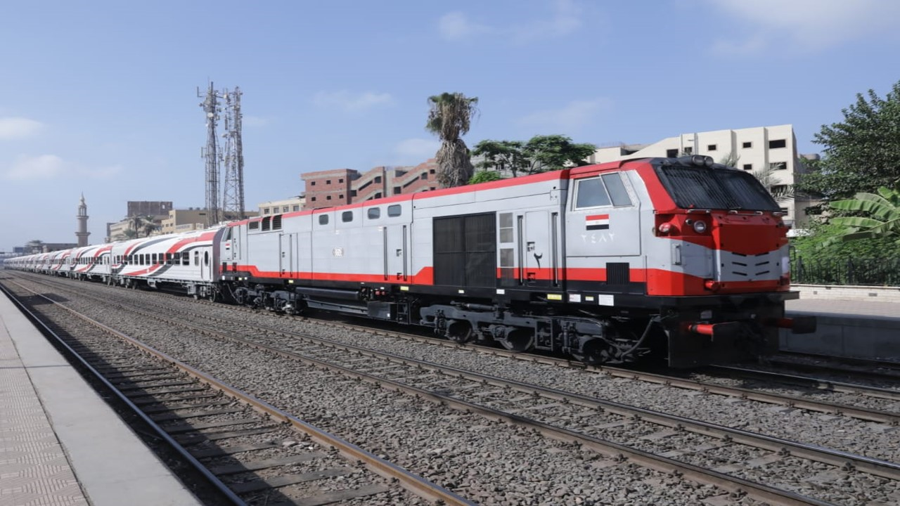 السكة الحديد تعلن التأخيرات المتوقعة بحركة القطارات اليوم