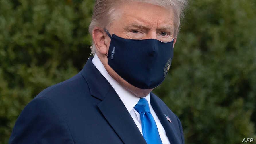 """البيت الأبيض يعلن انتهاء ترامب من جرعة """"ريمديسيفير"""" الثانية دون مضاعفات"""