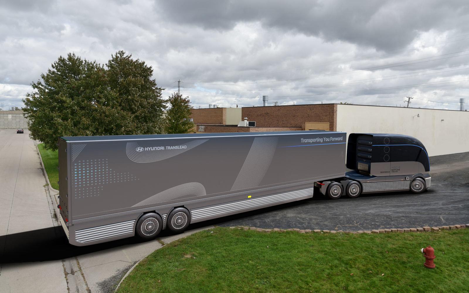 هيونداي موتور تستهدف تصدير 64 ألف شاحنة هيدروجينية بحلول 2030