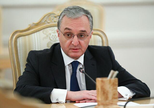 وزير الخارجية الأرميني : الحل العسكري في قره باخ سيكون كارثي على الجميع