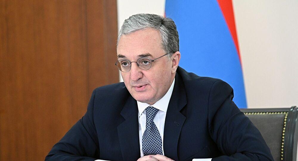 وزير الخارجية الأرمينى يصل إلى موسكو فى زيارة عمل قصيرة