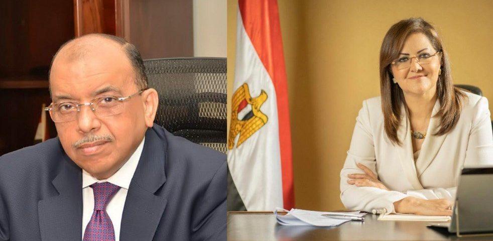 وزيرا التخطيط والتنمية المحلية يعقدان الاجتماع الأول للجنة تنمية الصعيد