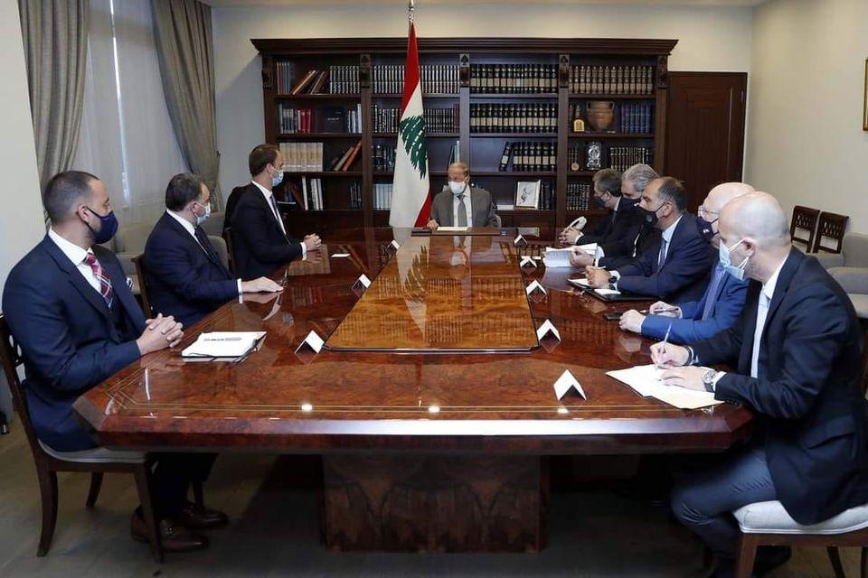 الرئيس اللبناني : التدقيق الجنائى فى حسابات البنك المركزي إصلاح لمواجهة الأزمات