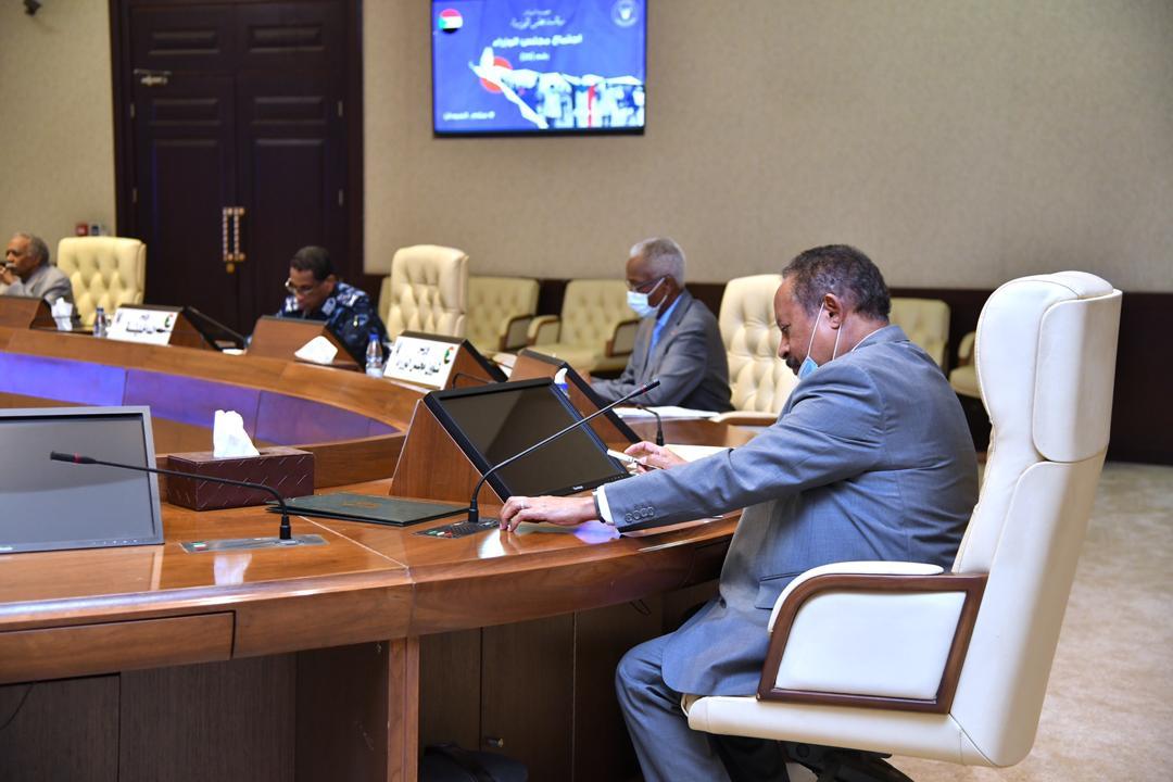 صور | مجلس الوزراء السوداني يؤكد أهمية وضع خارطة طريق لتنفيذ اتفاق السلام