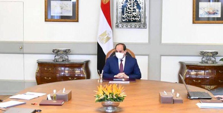 الرئيس السيسي يتابع المشروعات القومية لشركة «تنمية الريف المصري الجديد»