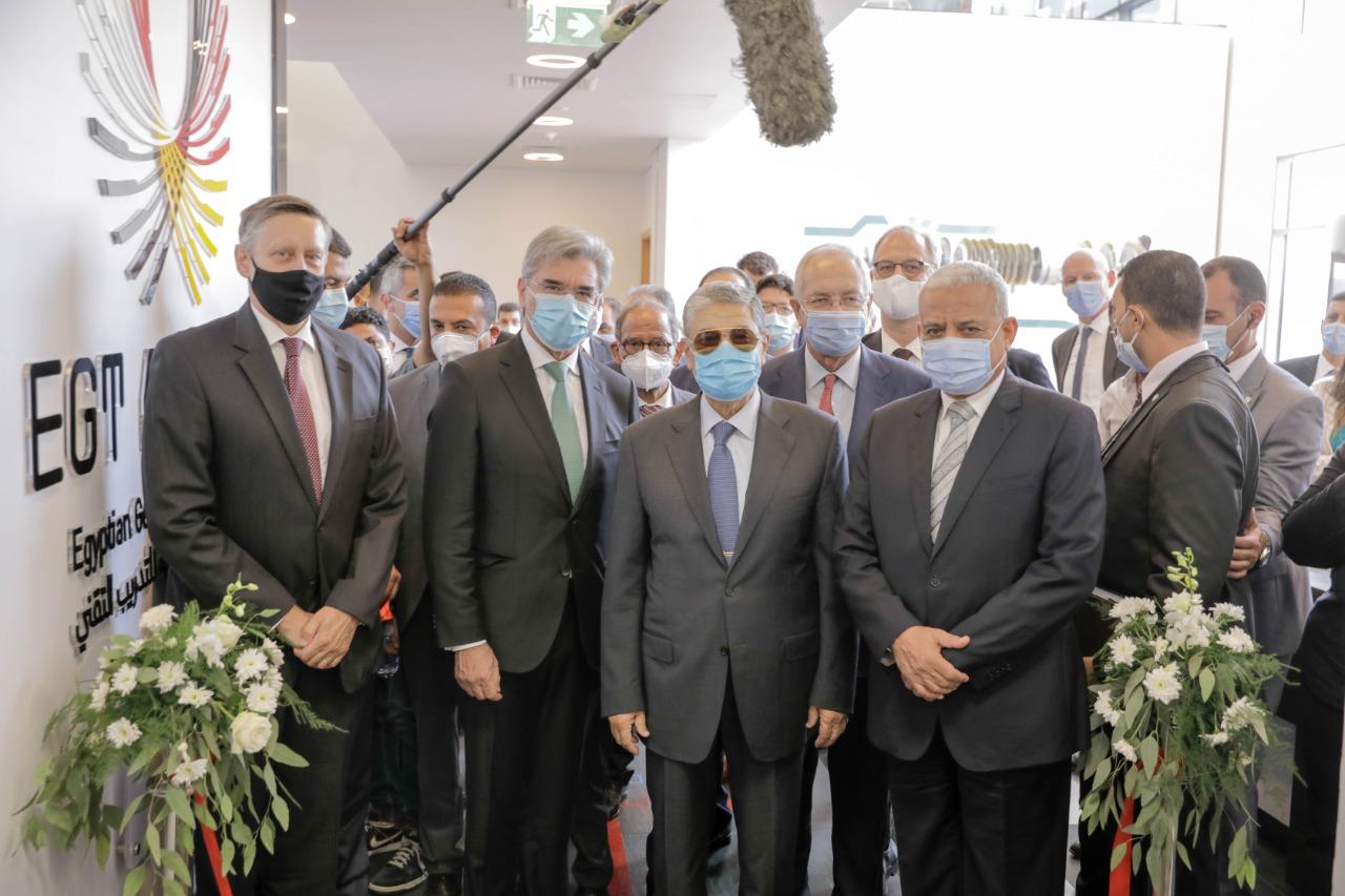 صور | افتتاح مراكز «سيمنس» الألمانية بالمنطقة الاقتصادية لقناة السويس