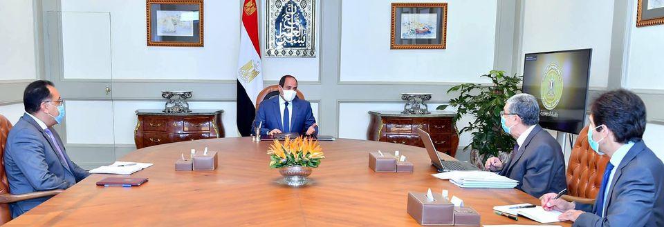 الرئيس السيسي يوجه باستمرار تطوير حوكمة منظومة إدارة خدمات الكهرباء