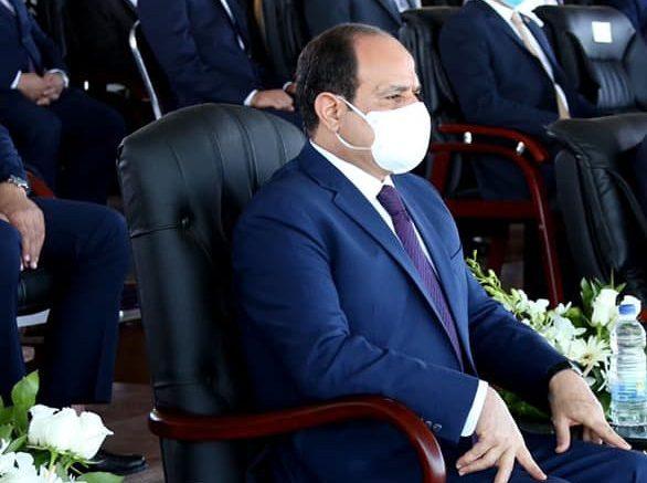 الرئيس السيسي يشهد تخريج دفعات جديدة من الكليات والمعاهد العسكرية