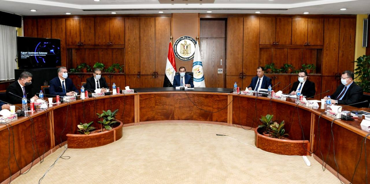 صور | وزير البترول بوابة مصر للاستكشاف نقلة نوعية لزيادة جذب الاستثمارات