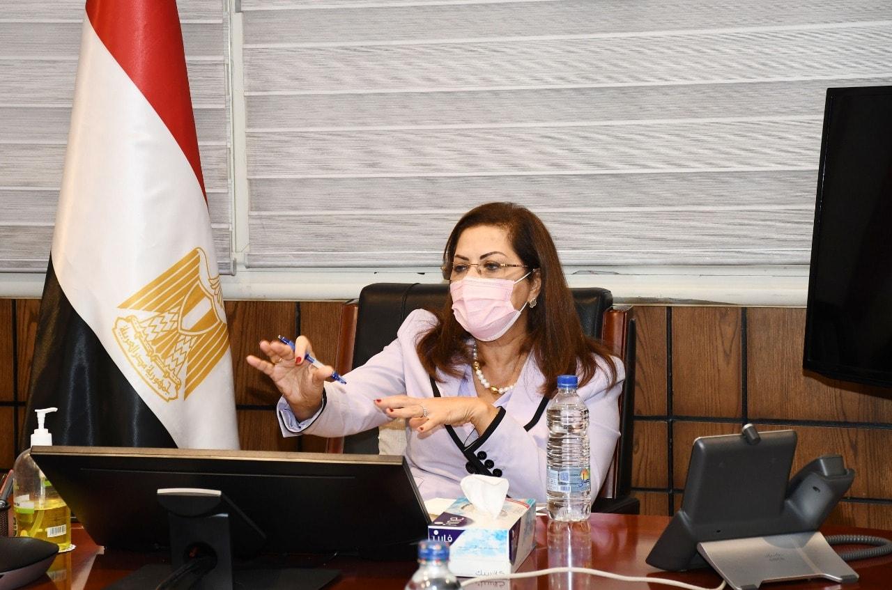 وزيرة التخطيط : 10.8 مليار جنيه قيمة الاستثمارات العامة الموجهة لمحافظة البحر الأحمر
