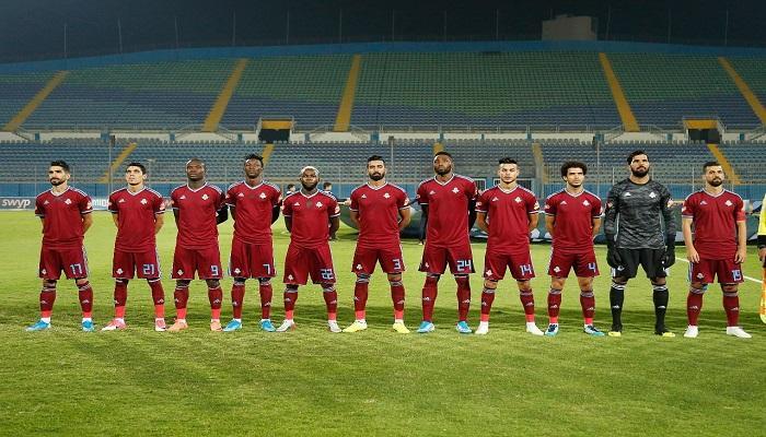 انتوي يقود هجوم بيراميدز امام الاهلي في الدوري المصري